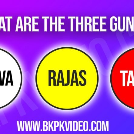 What are the Three Gunas bkpkvideo,com